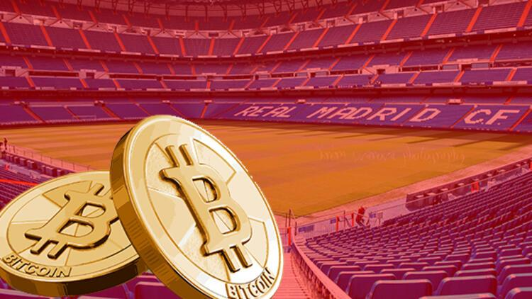 Real Madrid'den Bitcoin'e onay