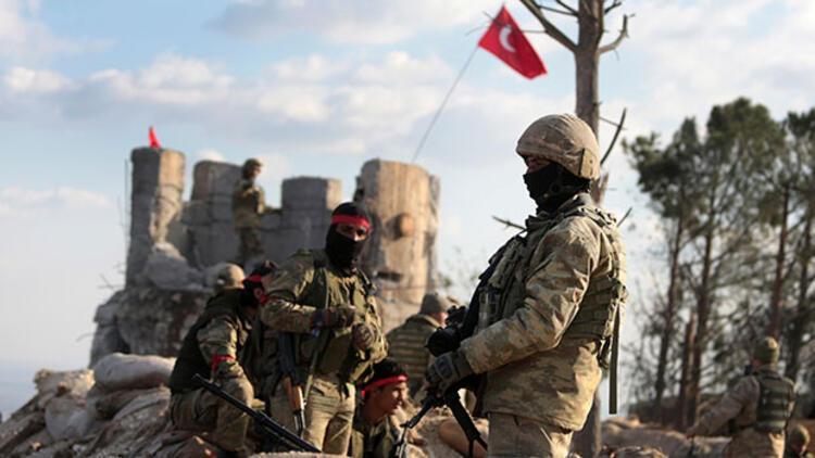 AA: TSK ve ÖSO, Ali Kar köyünü ele geçirdi