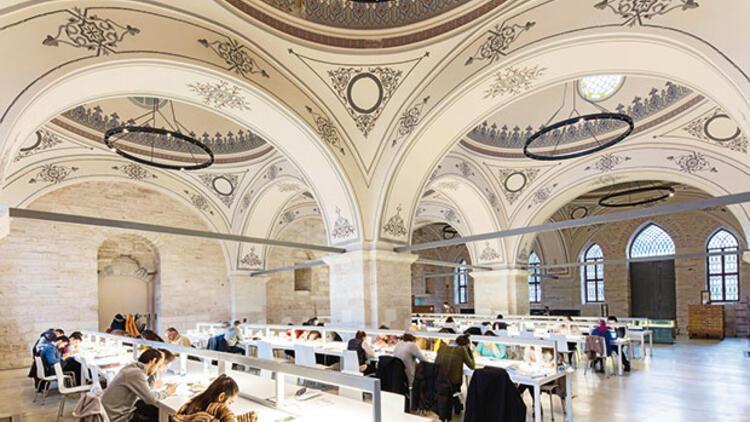 beyazıt kütüphanesi ile ilgili görsel sonucu