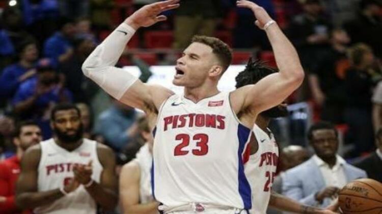Detroit Pistons sahasında Portland Trail Blazers ı 111-91 mağlup etti ve  üst üste 4.galibiyetini aldı. Portland ise üst üste 3.mağlubiyetini aldı. 87a7f792c