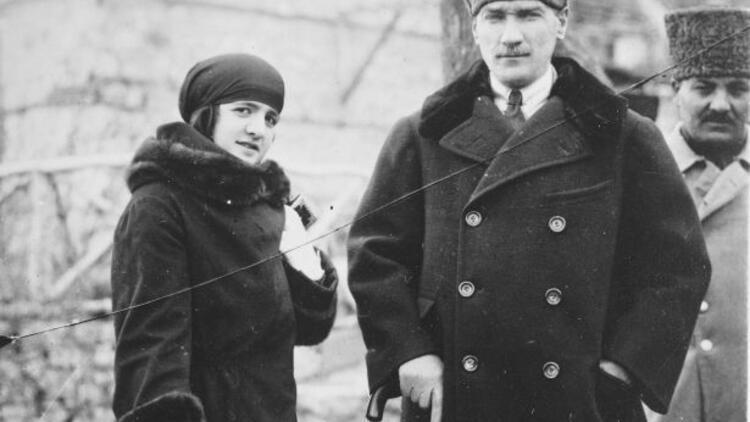 Atatürkün Eşi Latife Hanım Kimdir Işte Latife Hanım Hakkında