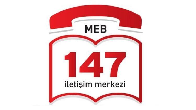 MEB'in 'ALO 147' hattı ile ilgili görsel sonucu
