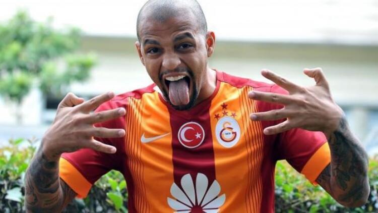 Fenerbahçe'ye küfür etti! Melo yine rahat durmadı...
