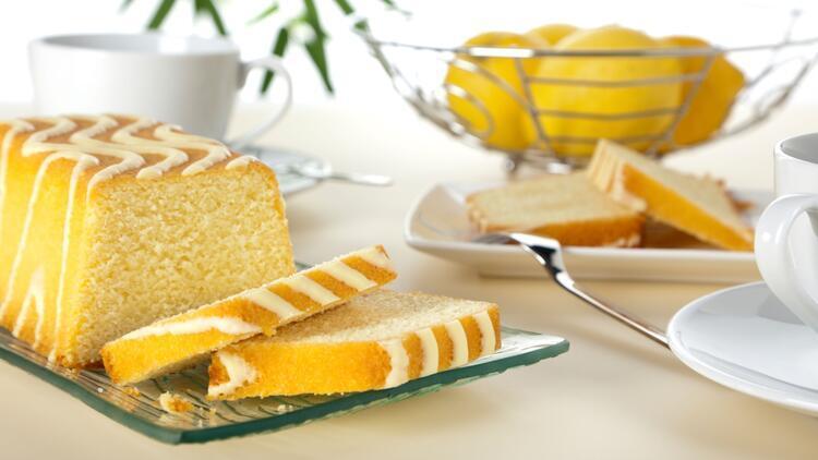 Aromatik Lezzet Limonlu Kek