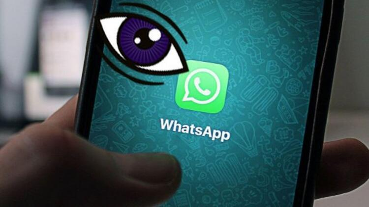 iphone X whatsapp takip etme