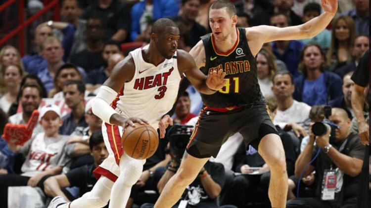 Heat play-off biletini kaptı