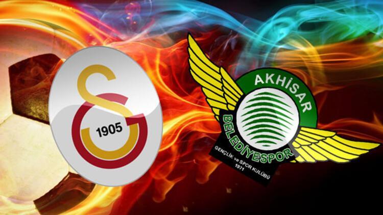 Galatasaray Akhisarspor Türkiye Kupası maçı saat kaçta hangi kanalda canlı yayınlanacak? İşte maçın ilk 11'leri