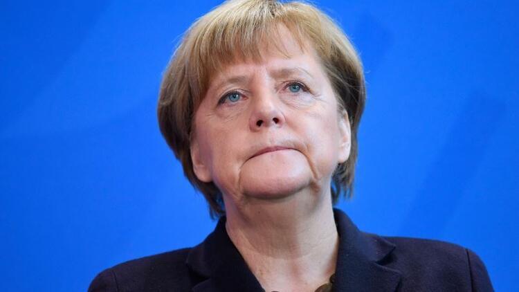 Merkel Netanyahu ile görüştü bu açıklamayı yaptı!