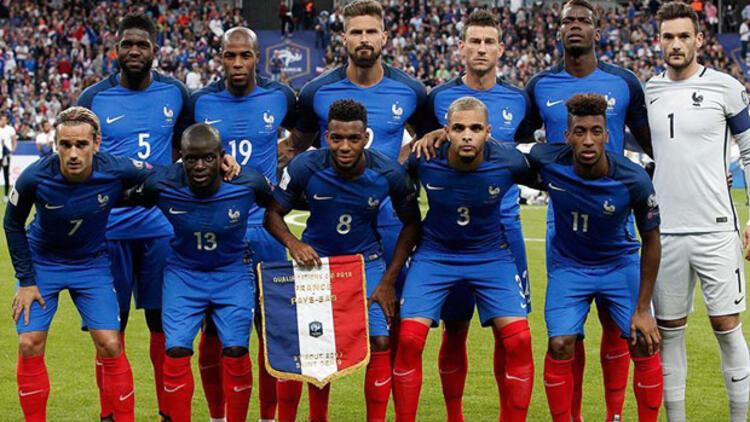 Dünya Kupasında grup aşamasının en iyileri