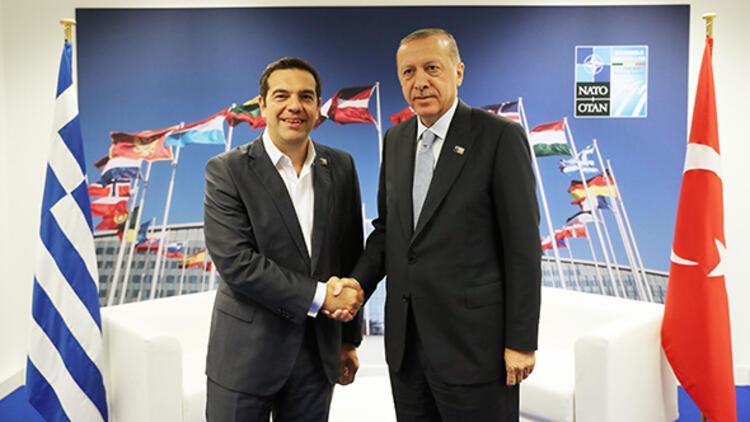 Çipras'tan Erdoğan'la görüşme açıklaması: 'Kolay değildi'