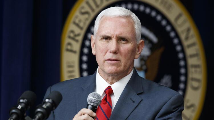 ABD Başkan Yardımcısı Penceden rahip Brunson açıklaması: Yaptırım uygulamaya hazırız
