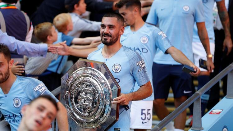 Community Shield, Manchester City'nin