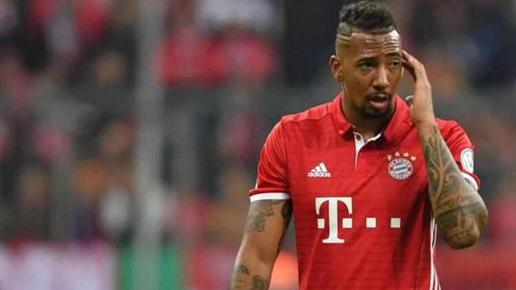 Jerome Boateng ve Bayern Münih'ten Manchester United'a ret!