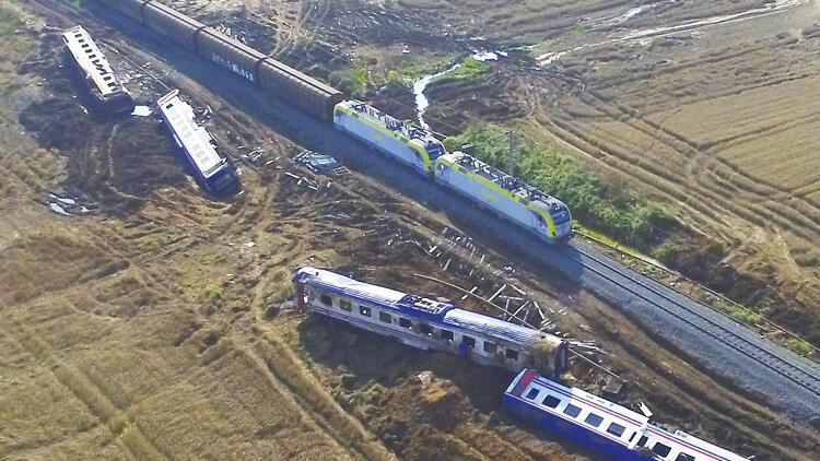 Imonun çorlu Tren Kazası Raporu Suçlu Yağmur Değildir Son Dakika