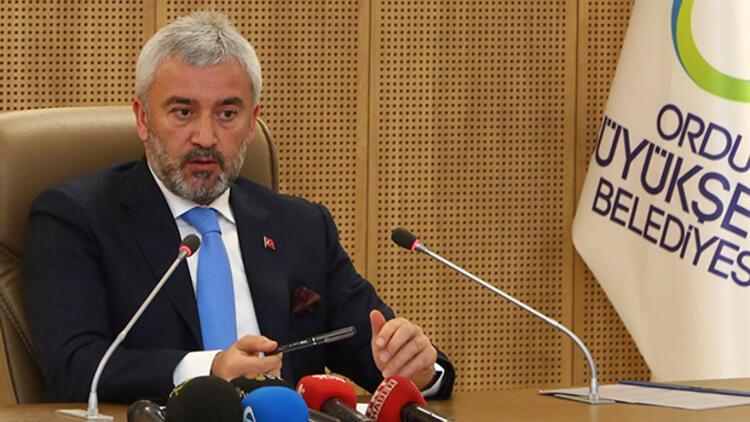 AK Parti, Ordu Belediye Başkanının istifasını istedi