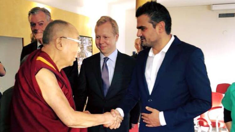 Türkiye kökenli milletvekili, Dalai Lama'dan destek istedi