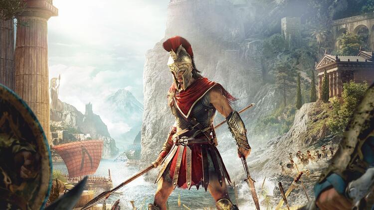 assassin's creed odyssey ile ilgili görsel sonucu