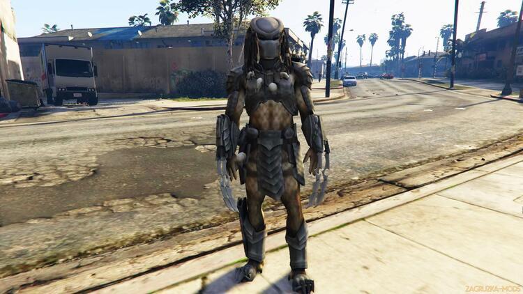 GTA V'e Predator modu geldi! - Teknoloji Haberleri