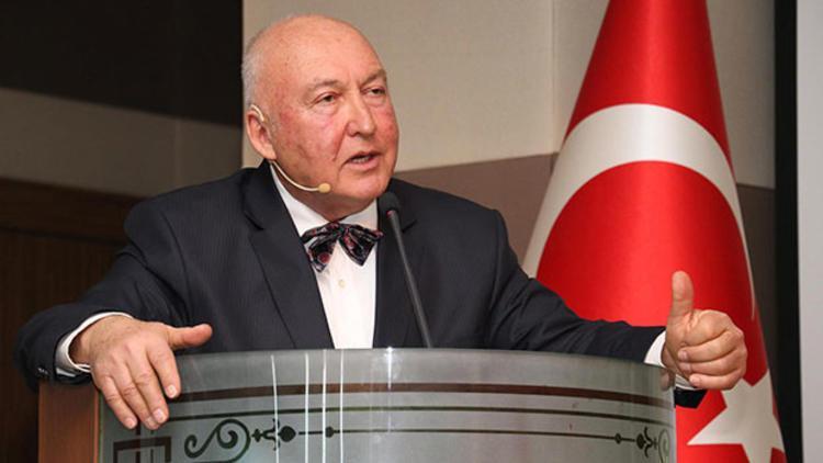 Deprem profesöründen çarpıcı İzmir açıklaması