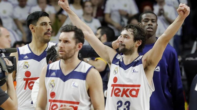 EuroLeague'de rekor Real Madrid'de!