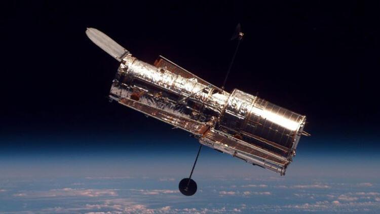 Hubble çark arızası nedeniyle güvenli moda alındı