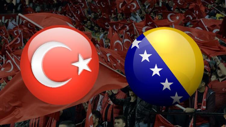 Türkiye Bosna Hersek maçı ne zaman saat kaçta hangi kanalda yayınlanacak?