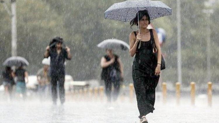 Son dakika... Meteoroloji yağış için bu kentleri uyardı