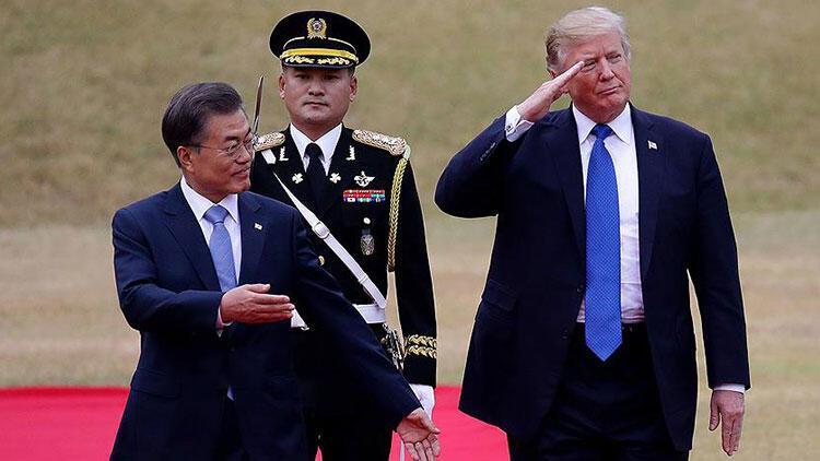 Güney Kore'den ABD'ye yaptırım açıklaması