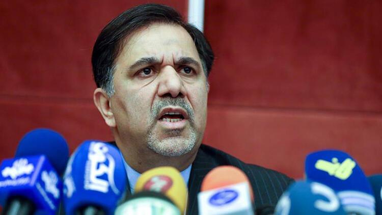 İran Ulaştırma ve Şehircilik Bakanı Ahundi istifa etti