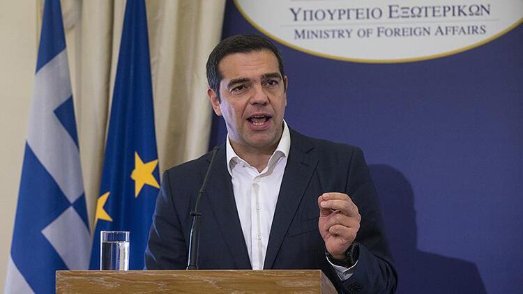 Çipras, Dışişleri Bakanlığı görevini de üstlendi