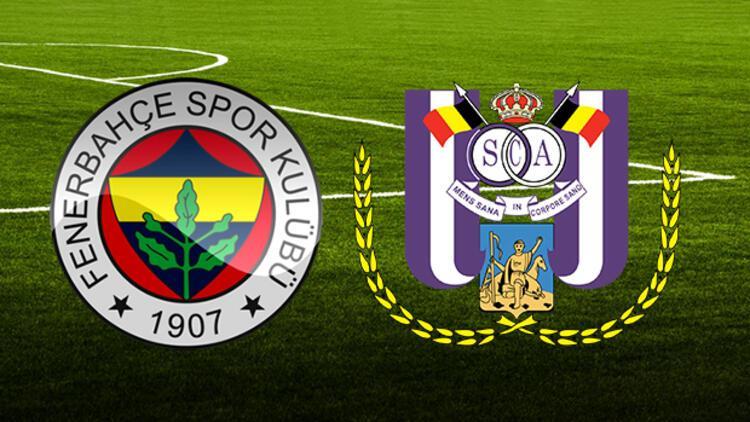 Anderlecht - Fenerbahçe maçı ne zaman, saat kaçta, hangi kanalda