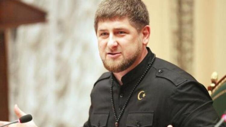 Ramzan Kadırov ile ilgili görsel sonucu