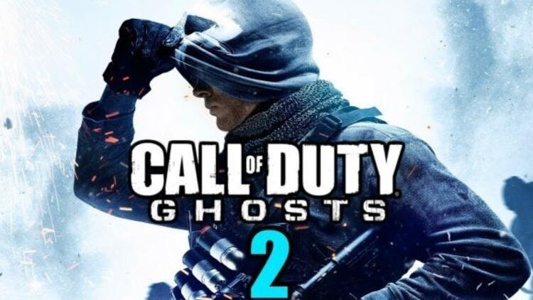 Call of Duty Ghost 2 geliyor!