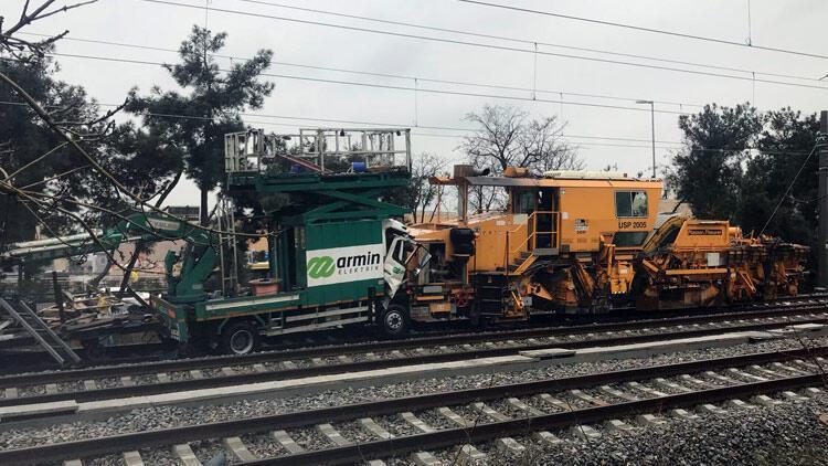 Son dakika... İstanbul'da tren kazası
