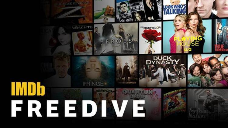 Imdbden ücretsiz Film Izleme Platformu Freedive Teknoloji Haberleri