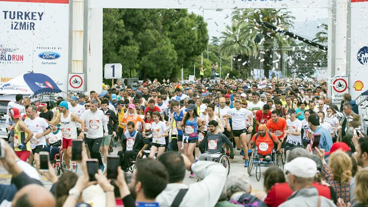 Wings For Life World Run 6 kıtada aynı anda koşulacak