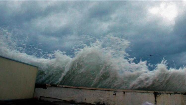 Antalya için 'fırtına' uyarısı