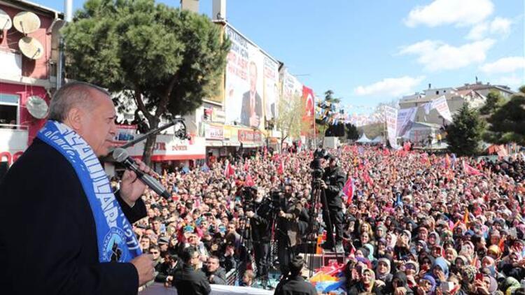 Son dakika... Cumhurbaşkanı Erdoğan'dan Tuzla'da önemli açıklamalar