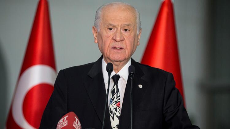 Devlet Bahçeli: CHP'nin İstanbul adayının 'mazbata' diye tutturması akla ziyandır