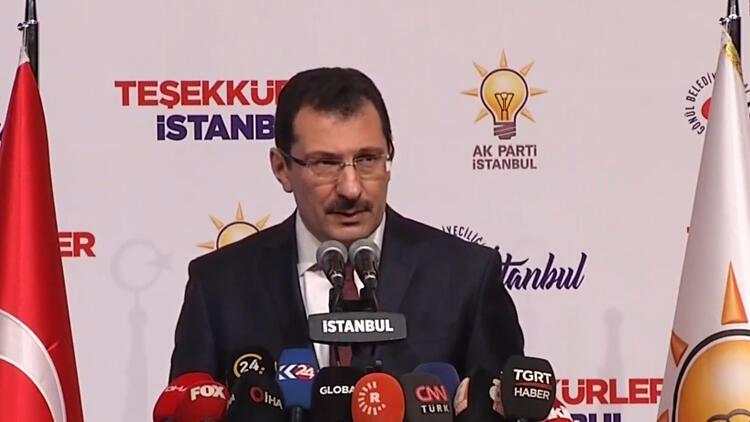 AK Parti'den İstanbul seçimleri ile ilgili son açıklama