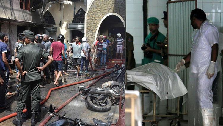 Son dakika... Sri Lanka'da art arda yeni patlamalar
