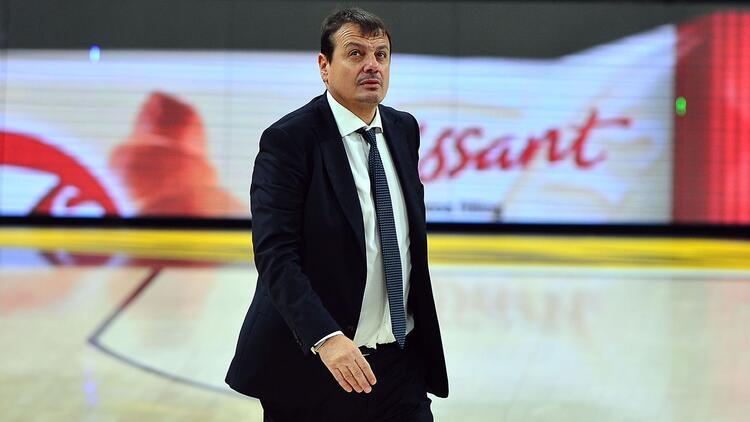 Euroleague'den Ergin Ataman'a 7 bin euro para cezası!