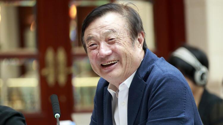 Huawei'nin kurucusu Ren Zhengfei, önemli açıklamalarda bulundu