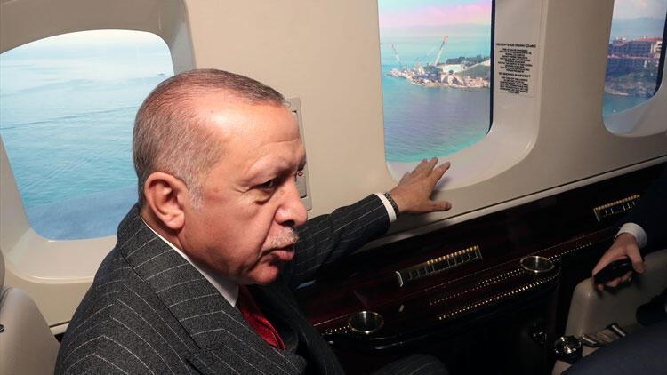 Cumhurbaşkanı Erdoğan'dan Yassıada mesajı