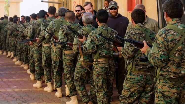 Suudi Bakandan terör örgütü YPG/PKK'ya destek talebi