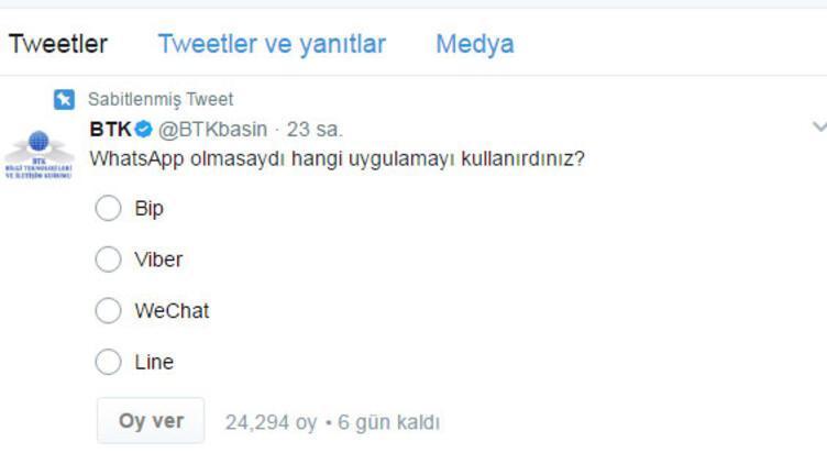 Anket sosyal medyayı karıştırdı... Ankara whatsapp iddiasına yanıt geldi