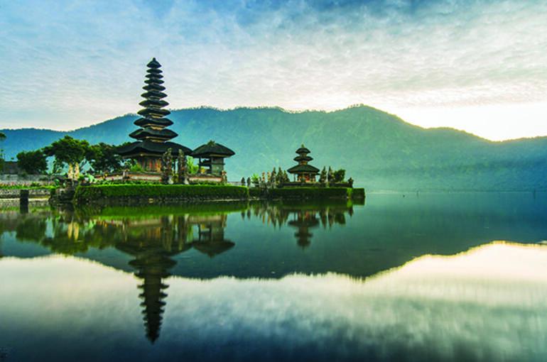 Tanrıların adası Bali