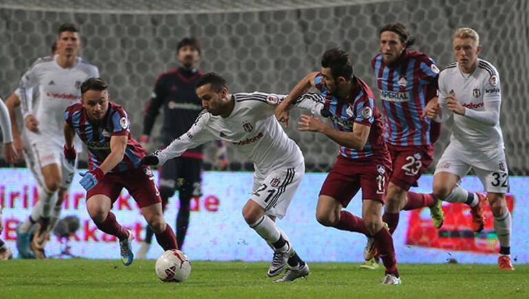 Beşiktaş 1461 Trabzon'u zor yendi