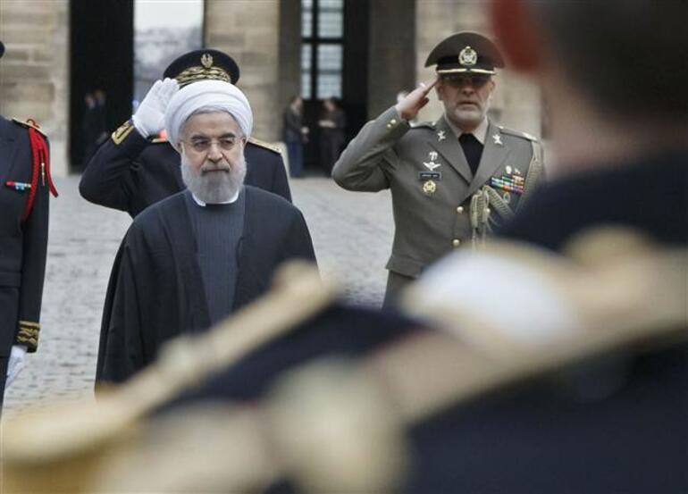 İran karıştı Onlarca eylemde Ruhaniye ölüm sloganı...