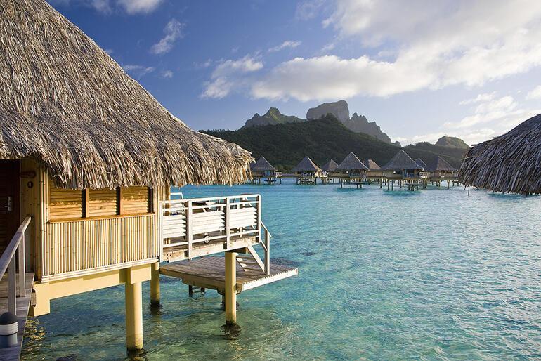 Dünyanın en egzotik 10 yeri